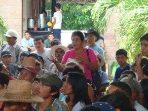 Asamblea de Grupos Locales en Cuidad Romero 2012
