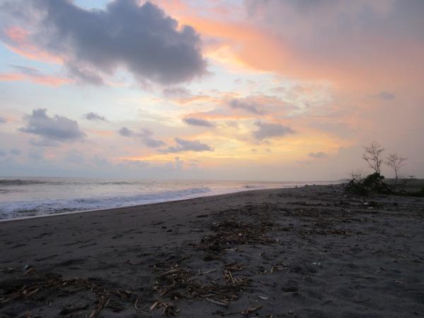 Playa Los Negros.